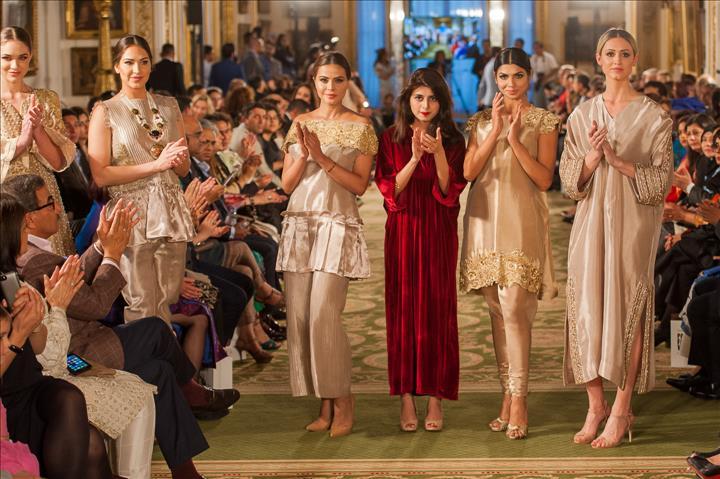 96969a354340 Agha Noor The Fashion Designer'. 'When Our Designs Speak,
