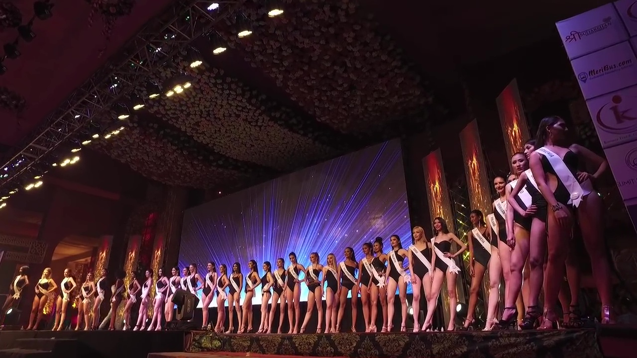 7th Supermodel International world final 2017