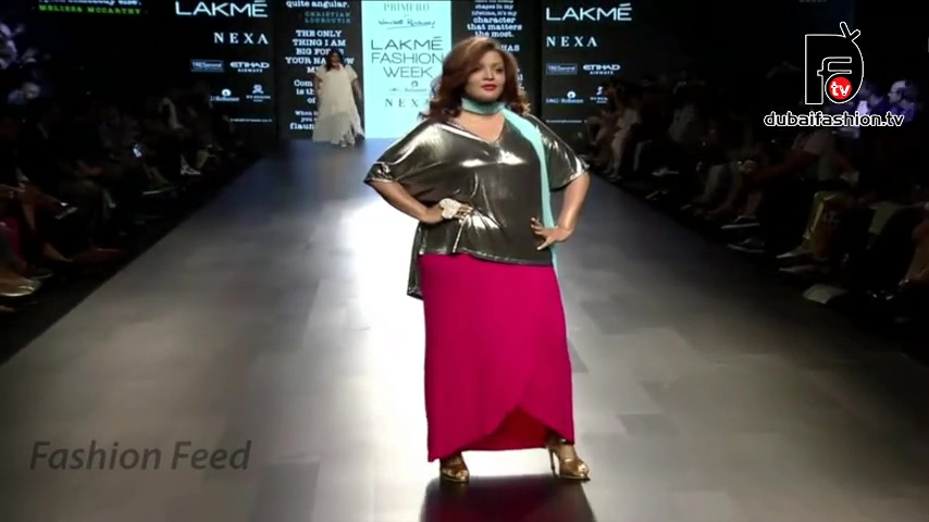 ALL Plus Size - Fall Winter 2017-18 - Lakme Fashion Week