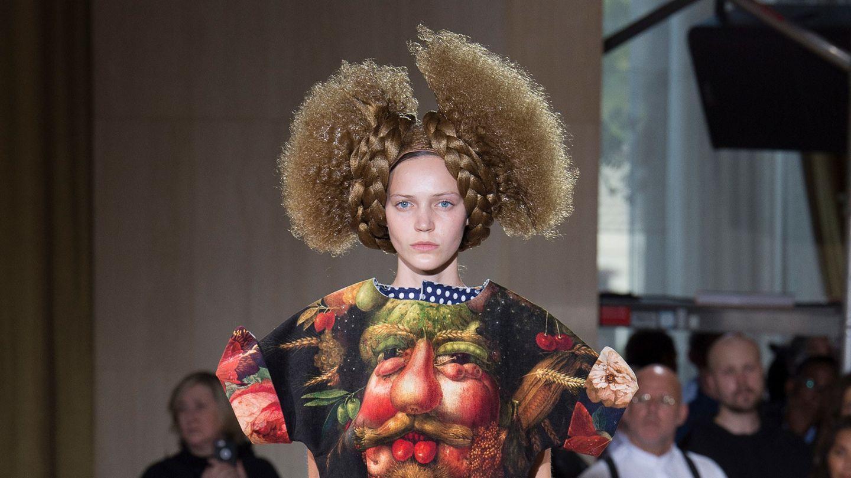 Spring/Summer 2108 New York fashion Art