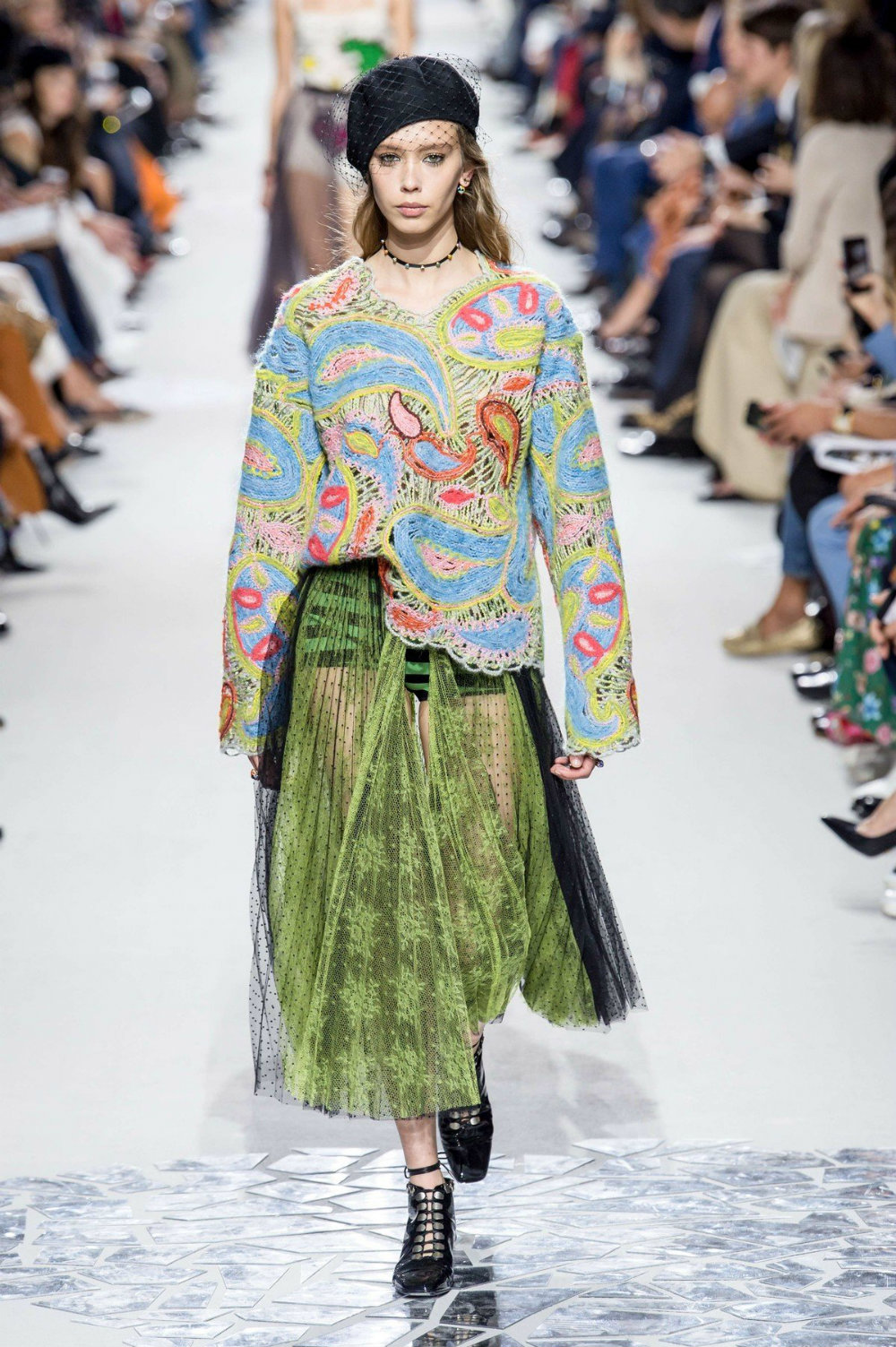 Summer Fashion Lawn Kurti Designs Trends Latest Collection: Paris Fashion Week Spring/Summer 2018