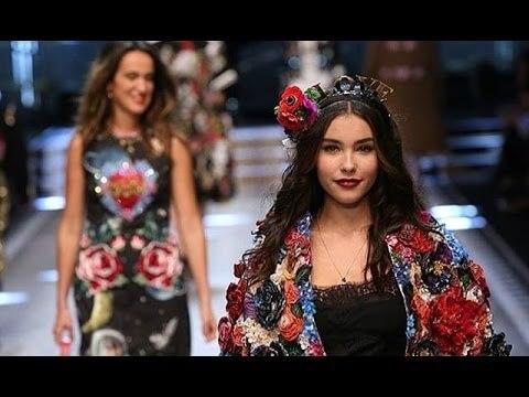 dolce & gabbana | full show | milan fashion week | fall/winter 2017/2018 - 1511486365 hqdefault - Dolce & Gabbana | Full Show | Milan Fashion Week | Fall/Winter 2017/2018