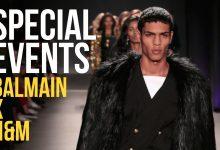 - special events balmain x hm 220x150 - Special Events | Balmain x H&M