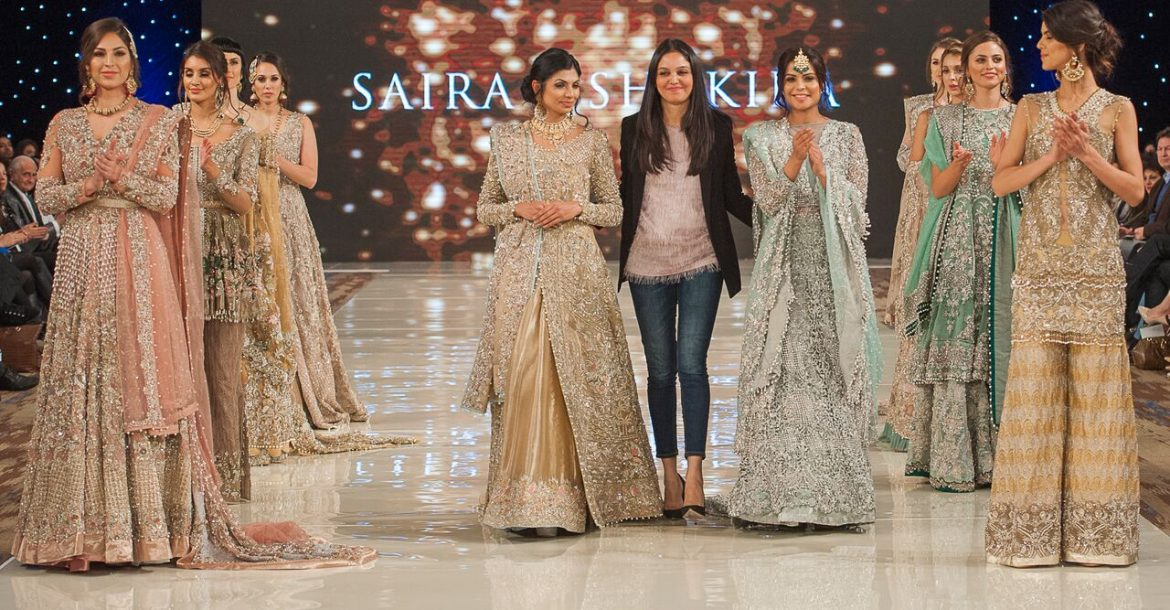 Fashion Designer Saira Shakira New Collection 2017 18 Dubai Fashion Tv