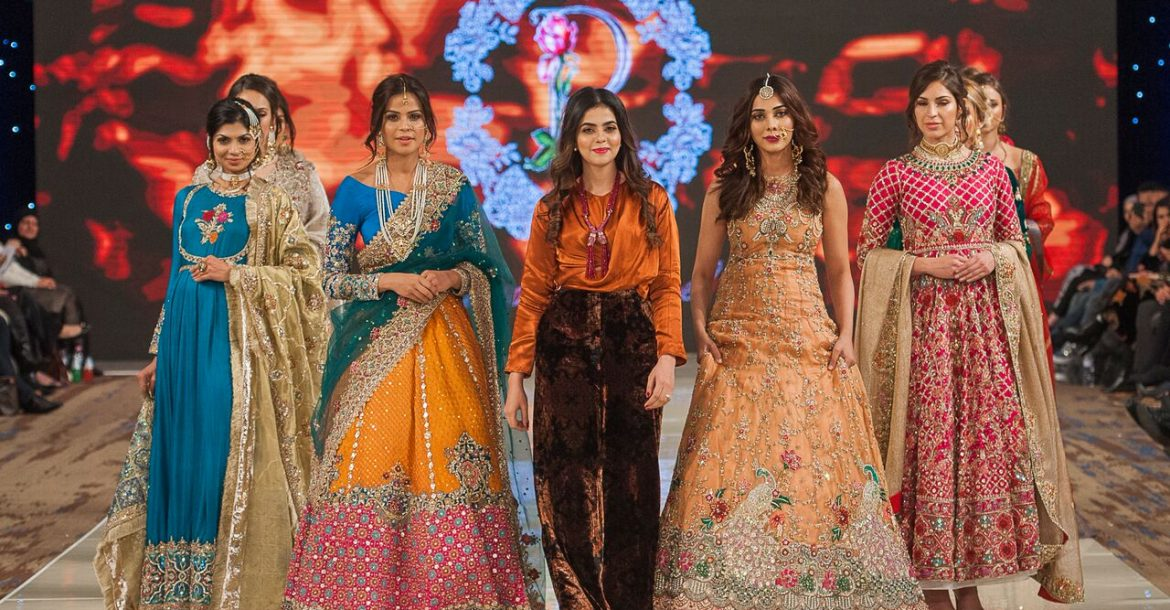 Fashion designer Rija Shargeel new collection 2017-18