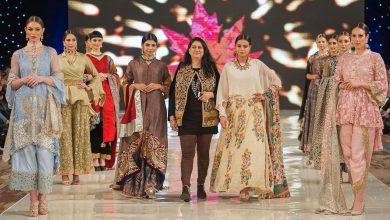 Pakistan Fashion week London 2017-18
