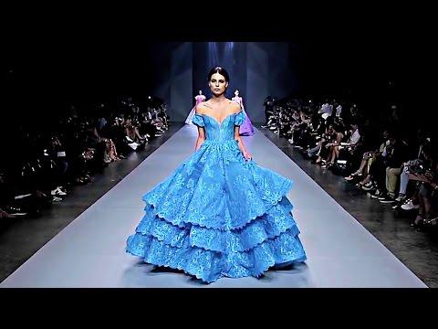 Michael Cinco | Full Show | Haute Couture | Spring/Summer 2015