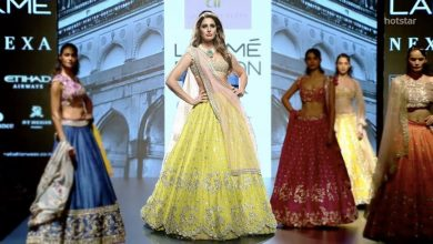 Nargis Fakhri Walks For Anushree Reddy | Fall/Winter 2017/18 | Lakme Fashion Week