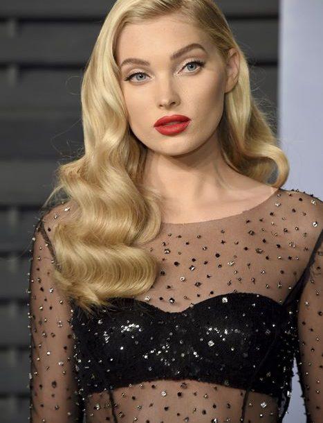 9b60f76f424 Elsa Hosk – Dubai Fashion TV
