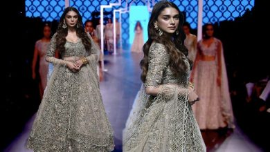 Aditi Rao Hydari Walks For Payal Singhal | Spring/Summer 2018 | Lakme Fashion Week