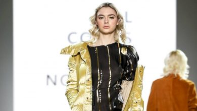 All Comes From Nothing | Fall/Winter  2018/19 | NYFW