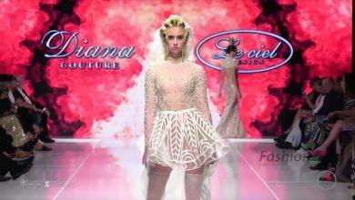 Diana Couture X Le Ciel Design |  | Spring/Summer 2018 | LAFW Art Hearts