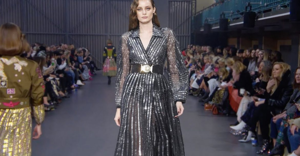 Temperley London | Fall/Winter 2018/19 | London Fashion Week