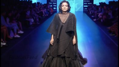 Priyanka Bose Walks For Bloni By Akshat Bansal | Spring/Summer 2018 | Lakme Fashion Week