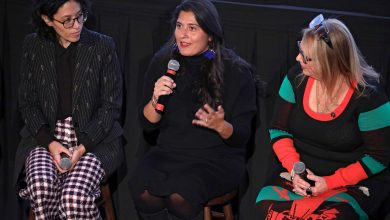 Gucci And CHIME FOR CHANGE: Premiere Of Sitara,