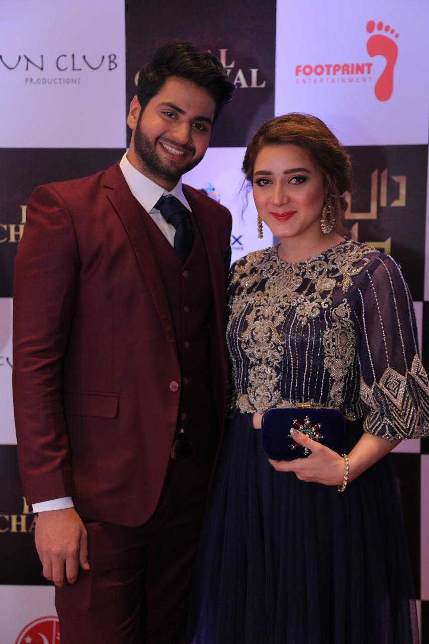 Ahmed Sufiyan,Momina Iqbal