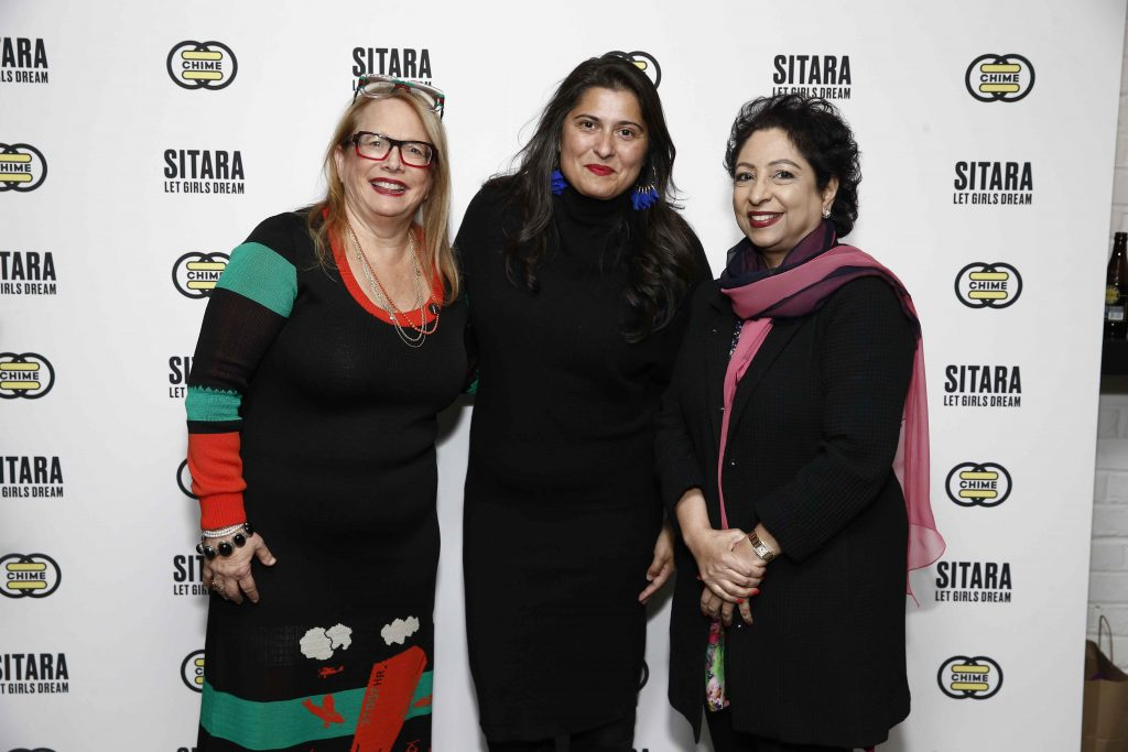 Gucci And CHIME FOR CHANGE: Premiere Of Sitara, A Short Film By Academy Award Winner Sharmeen Obaid-Chinoy And Vice Studios