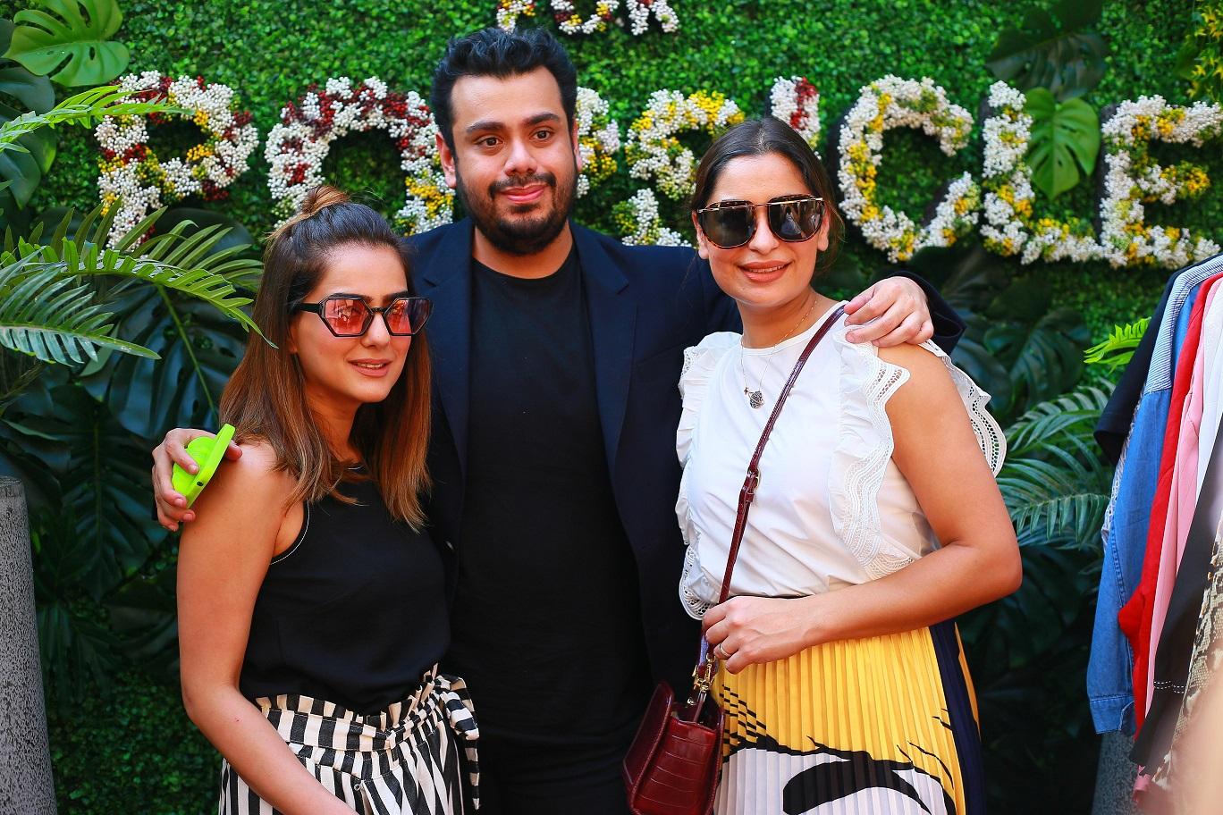 Zahra Raza, Usman Ahmed, Pashmina Ahmed