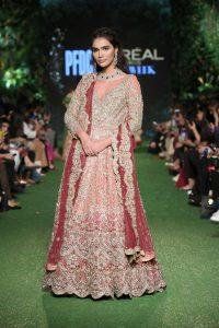 Bridal dresses 2019, ramp, fashion shows,Glamour, beauty, Fashion week