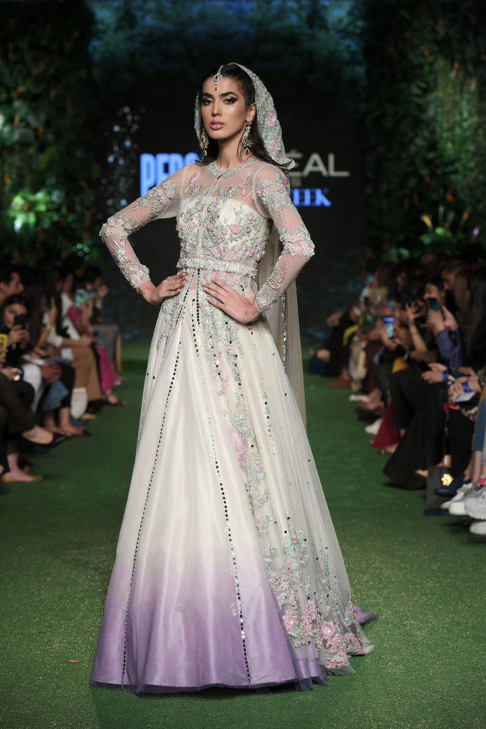 Bridal dresses 2019, ramp, fashion shows,Glamour, beauty, Fashion week