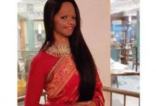 Laxmi Agarwal, Royal look, Acid attack survival, Triditional Look