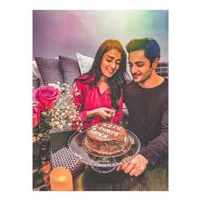 Ayeza Khan, 29thbirthday,birthday, celebrations, family