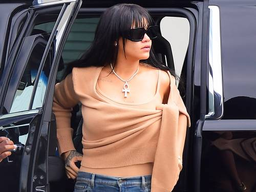 Rihanna, Look 2020, Expension look