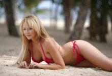 pinky bikini, bikini trends, Trendy 2020