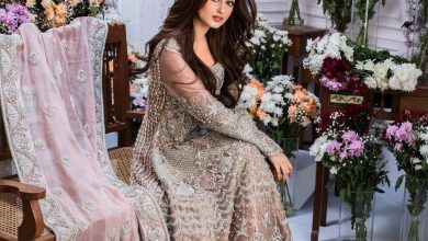Sajal Aly, Bridal look, Bridal dress, Bridal couture, Bridal week