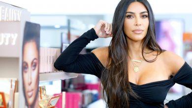Kim Kardashian hot looks