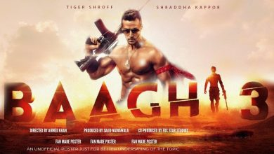 Baaghi 3, Tiger Shroff, action movie , romance movie