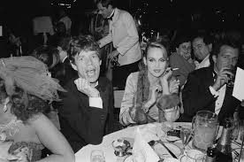 TBT: Mick Jagger & Jerry Hall | InStyle